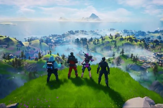 Fortnite Is Back After Millions Of Players Watched Its Map Get Blown Up