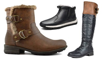 17 Stylish And Practical Winter Boots You Can Get For Under $100 On Amazon Canada