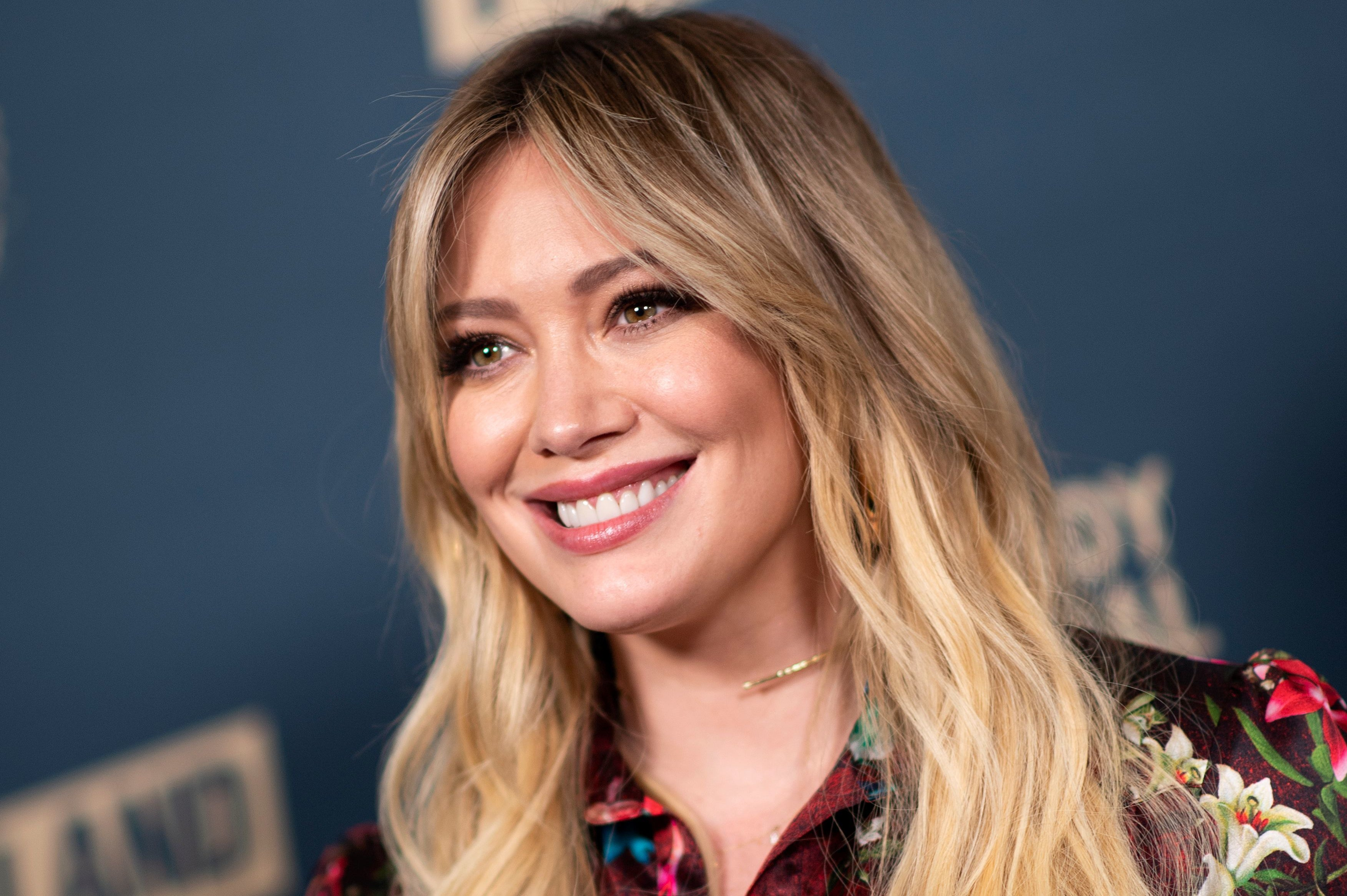 Hilary Duff Opened Up About The Lizzie McGuire Reboot And Gave Some Ideas For New Plot Lines