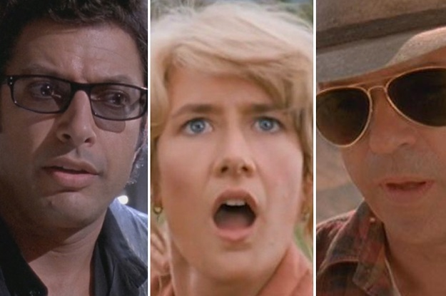 "Which Of The Original Three ""Jurassic Park"" Characters Are You?"