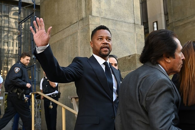 Cuba Gooding Jr. Pleaded Not Guilty To New Charges Of Sexual Misconduct