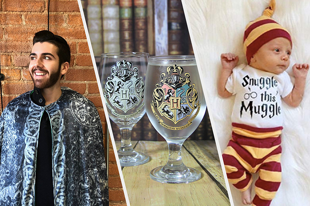 "25 ""Harry Potter"" Items That Will Turn Any Muggle Into A Wizard"