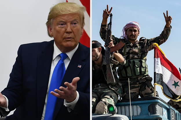 War Hawks, Peace Activists, Scholars, And Humanitarians Agree: Trump Made Syria Much, Much Worse