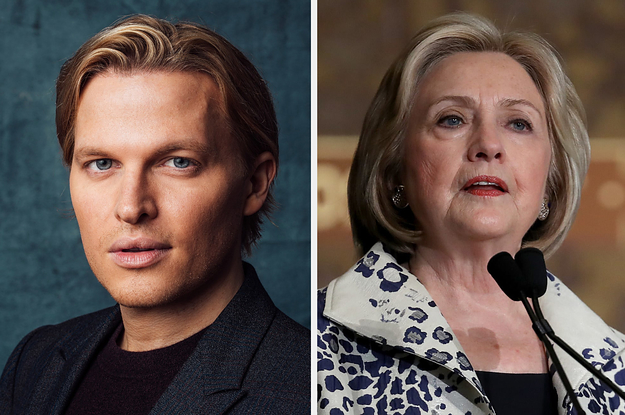 "Ronan Farrow Said Hillary Clinton's Lack Of Support During His Weinstein Reporting Was A ""Gut Punch"""