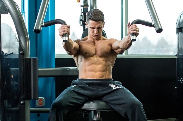 Workouts : Top 10 Best Chest Exercises For Building A Strong Muscle