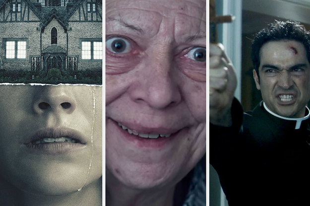 Make Up A Scary Story, And We'll Give You A Spooky TV Series To Watch