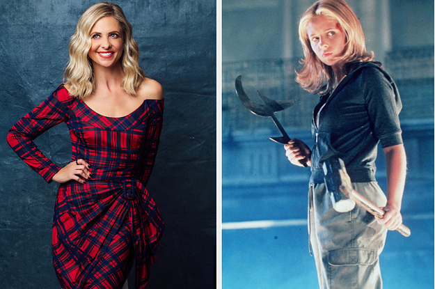 "Sarah Michelle Gellar On The ""Buffy"" Reboot: ""Does It Really Need To Be Done Again?"""