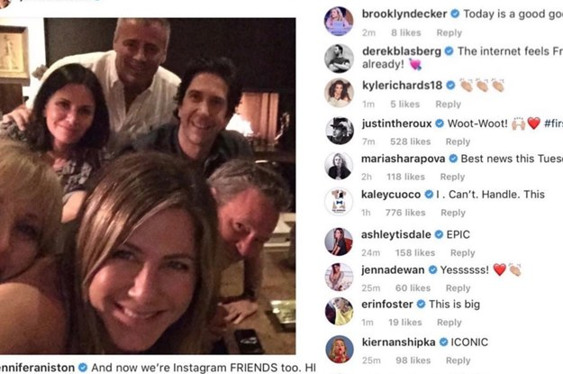 Here Are All The Famous People That Commented On Jennifer