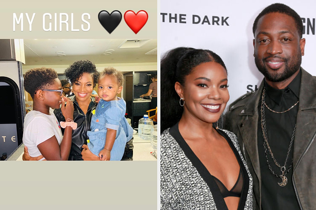Gabrielle Union Shut Down Hateful Comments About Zion Wade With More Poise And Grace Than They Deserved