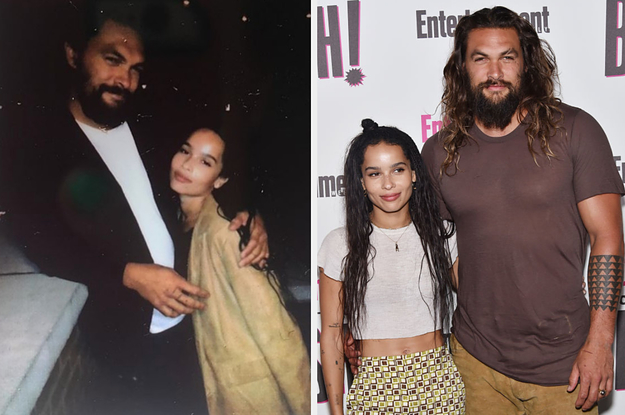 Jason Momoa Congratulated Zoe Kravitz On Her Catwoman Casting