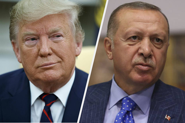 "Trump Told Turkey's President ""Don't Be A Fool!"" In A Letter So Bizarre People Thought It Was A Hoax"