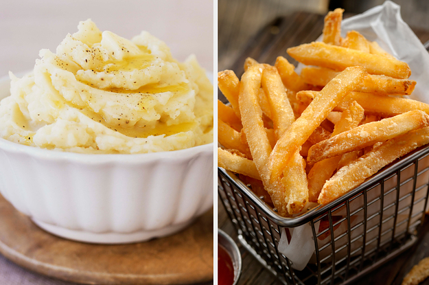 These 8 Very Difficult Potato Decisions Will Reveal Your Best Quality