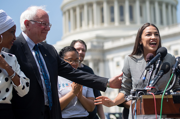Alexandria Ocasio-Cortez Will Endorse Bernie Sanders For President