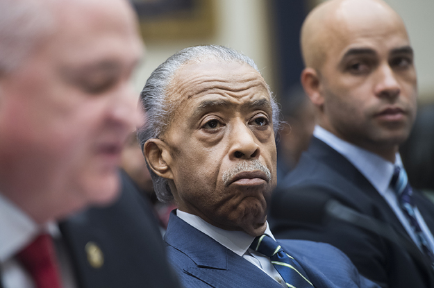 Al Sharpton's Organization Has Cancelled A