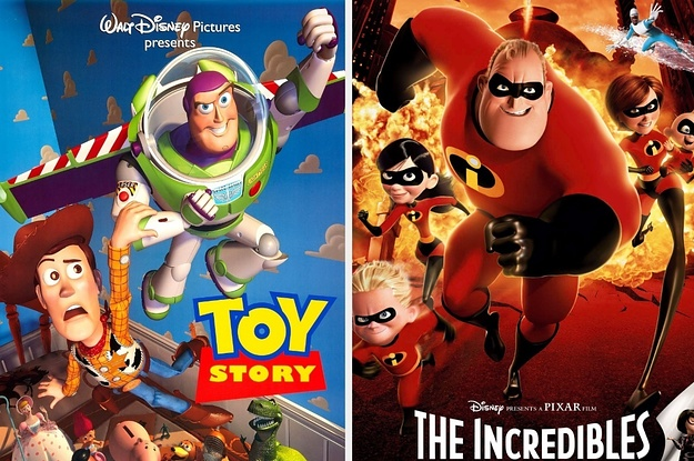 Can We Guess Your Favorite Pixar Movie?