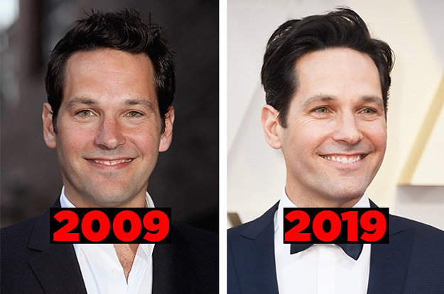 These Celebrities Haven't Aged In A Decade — Do You Agree?