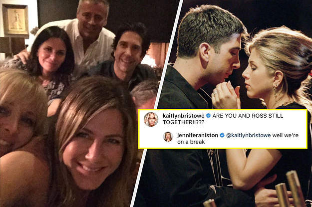 Jennifer Aniston Just Joined Instagram And Her Comment Game Is Already Off The Charts