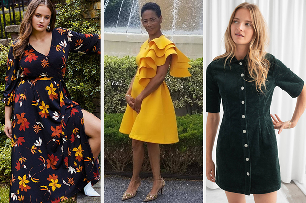34 Cute Dresses I Think You Need To See Right Now
