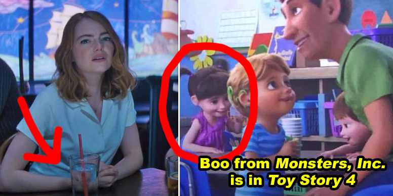 29 Incredibly Tiny Details From Movies That Are Really, Really Clever