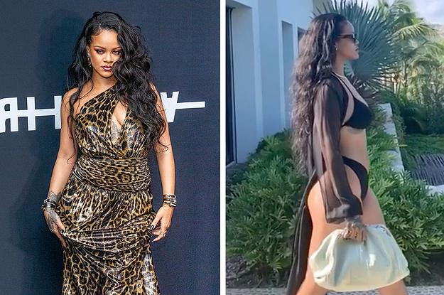 Rihanna Shut Down Pregnancy Rumours In ...