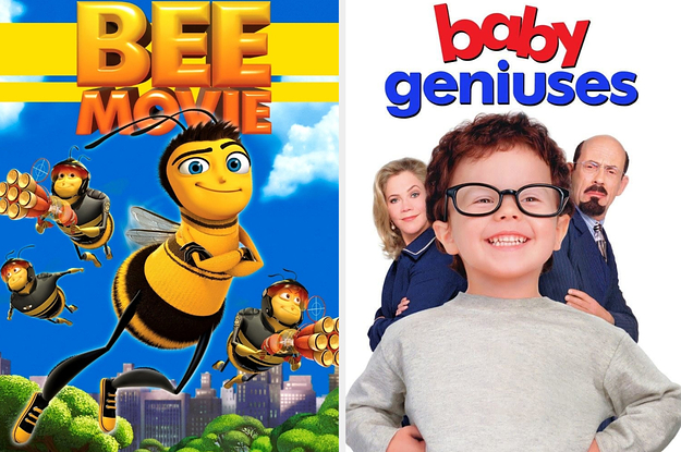 19 Family-Friendly Movies People Can't Believe Were Actually Made