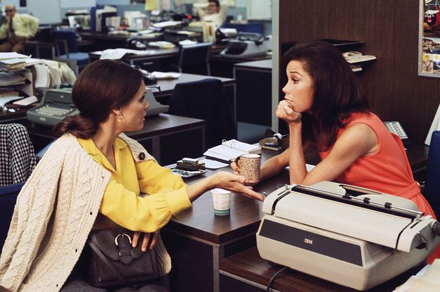 "A Lot Of Old Sitcoms Don't Hold Up. ""The Mary Tyler Moore Show"" Does."