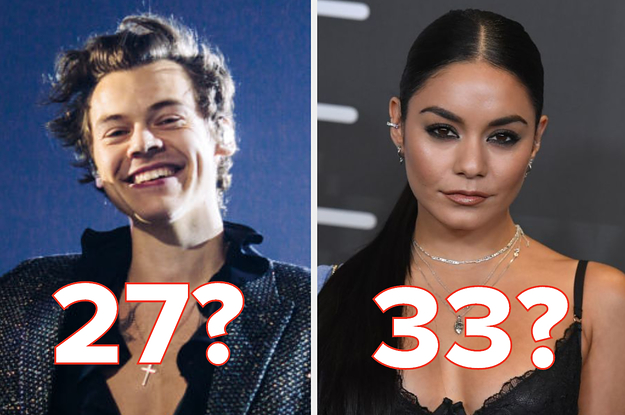 Here Are Eight Celebrities — Do You ...
