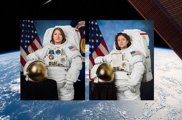NASA's First All-Women Spacewalk Is Finally Happening