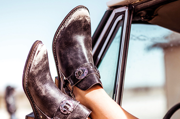 30 Boots You'll Probably Want To Slip On Right Now