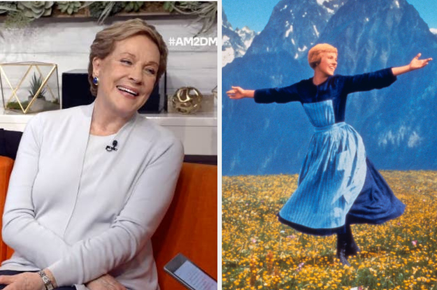 Julie Andrews Revealed She's Actually A Big Fan Of Swearing