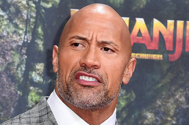 The Rock Is Claiming To Be 15...
