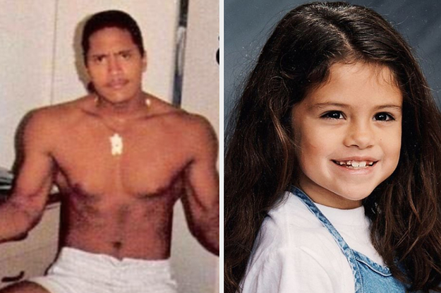 14 Awesome Celebrity #TBT Photos You Need To See This Week