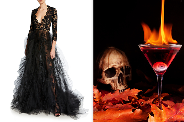 Create A Halloween Themed Wedding And Well Tell You All About Your Future Spouse
