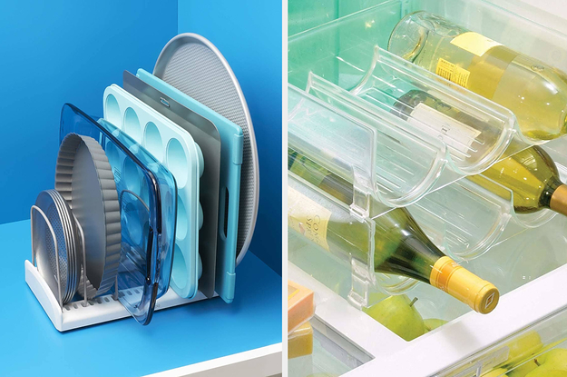 22 Things You Need If You Have Zero Space In Your Kitchen