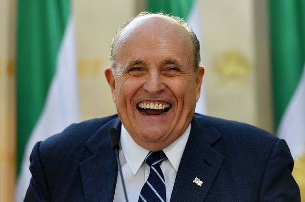 "Rudy Giuliani: ""I Don't Worry About Propaganda"""