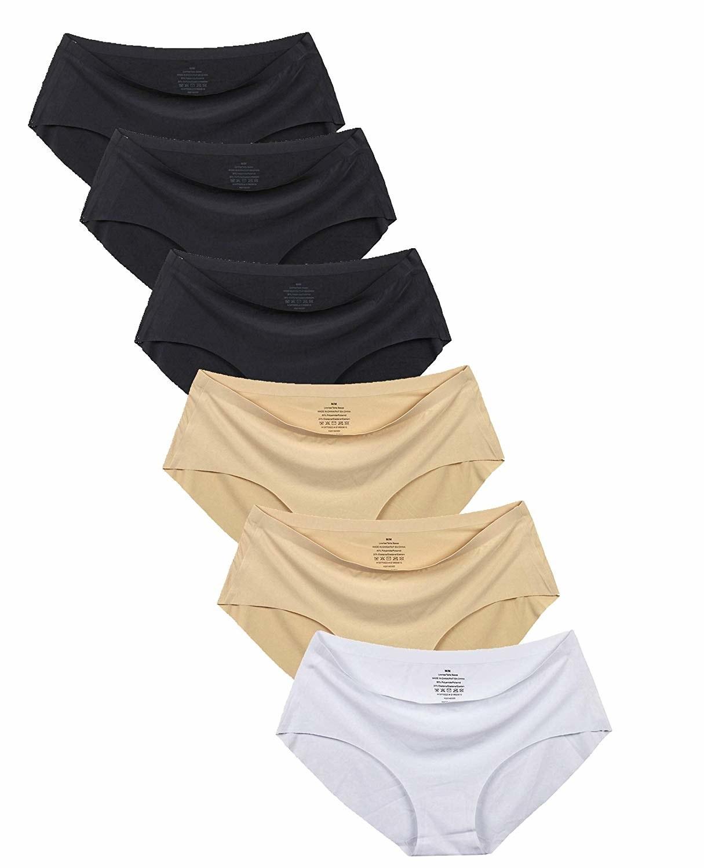 Panties Showing