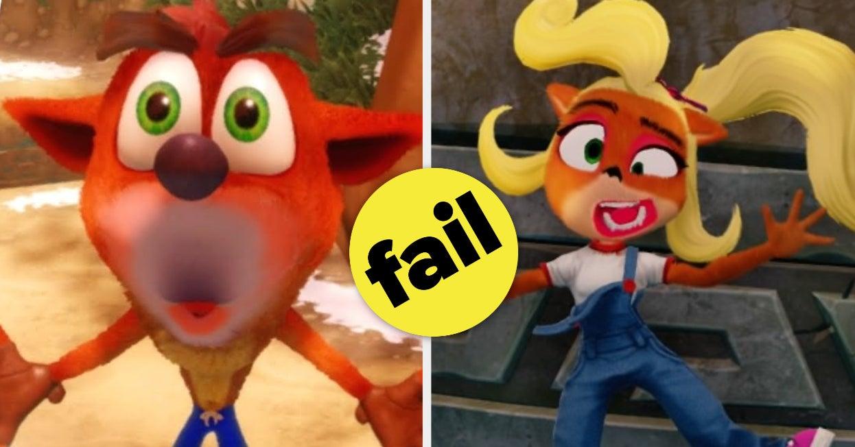 18 epische Fails, die du kennst, wenn du wie besessen versuchst, die Crash Bandicoot Trilogie auf 100 % zu spielen