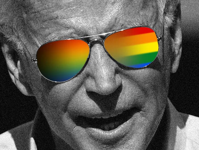 Joe Biden S Journey To Marriage Equality