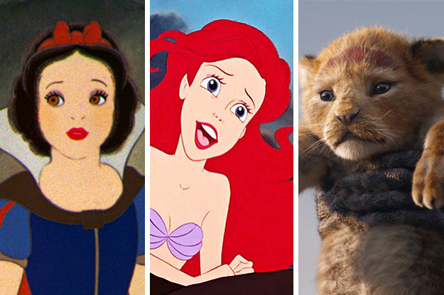 Disney Has Made Over 100 Animated Movies Since 1937 — How Many Have You Seen?