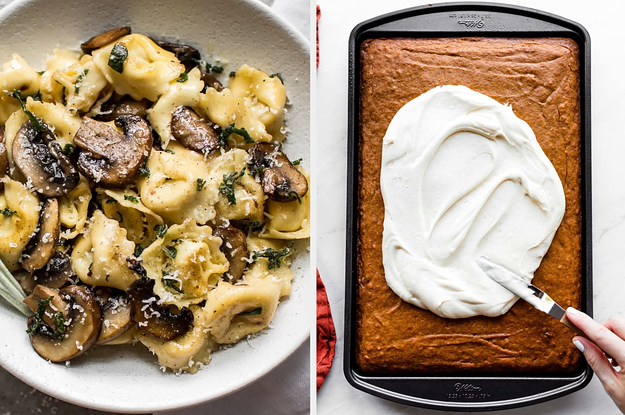 21 (Really Good) Fall Recipes To Make In October