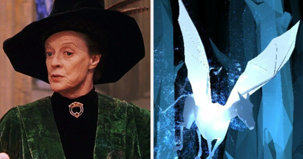 """Rate These """"Harry Potter"""" Characters And We'll Reveal Your Patronus"""