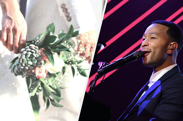 The Flowers You Choose Will Determine Your First Dance Wedding Song