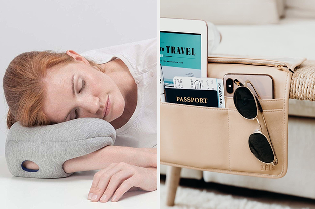 23 Products For People Who Hate Being On A Plane