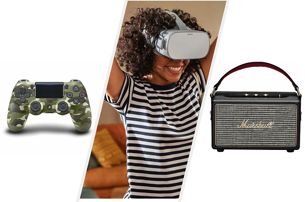 18 Iconic Home Entertainment Gadgets On Sale Right Now