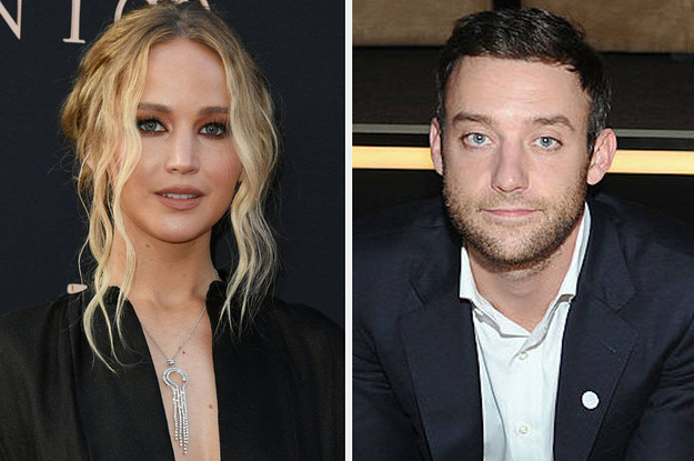Jennifer Lawrence And Cooke Maroney Have Tied The Knot