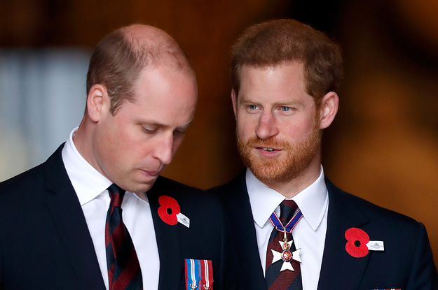 Prince Harry Got Real About Sibling Relationships When He Was Asked About Drama With Prince William