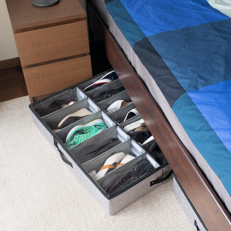 The shoe organizer
