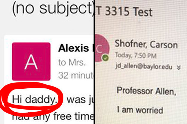 19 Emails I Can't Believe Students And Professors Actually Sent Each Other