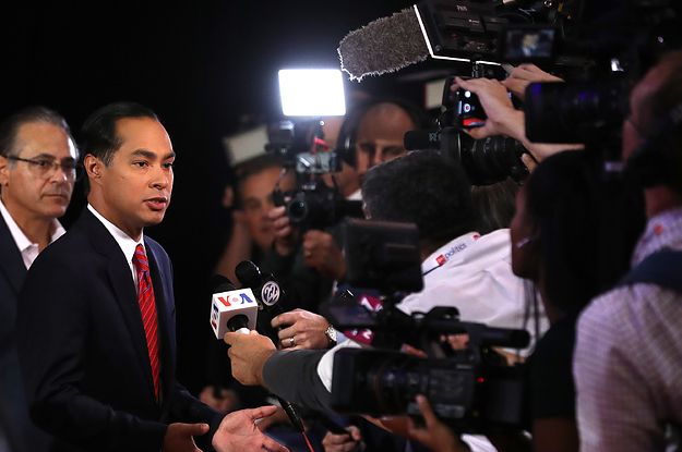 Julián Castro Says He Will End His Presidential Campaign If He Doesn't Raise $800,000 In The Next 10 Days