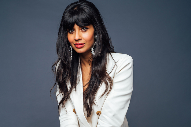 Jameela Jamil Blasted Straight, White Male Comics Who Punch Down On Marginalized People